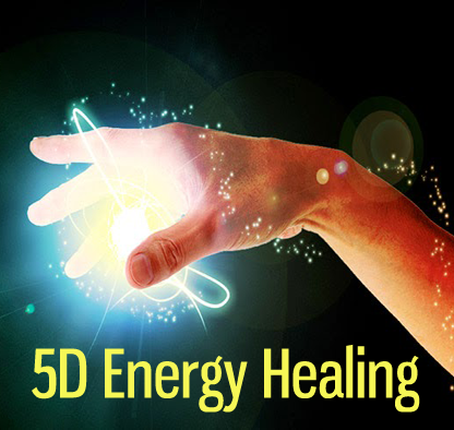 5D Energy Reading and Healing