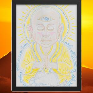 babybuddhastaged